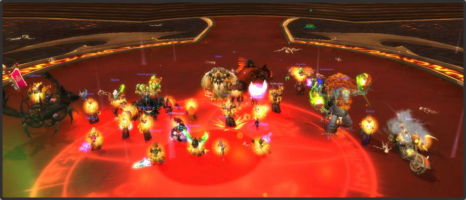 Majordomo Fandral Staghelm 25 Heroic